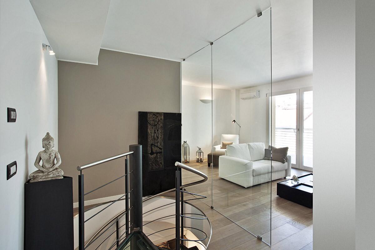 Stone tower milano hs ita rita pederzoli ricci for Appartamenti di design milano
